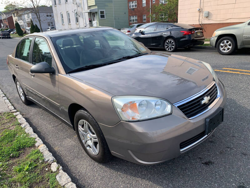 2007 Chevrolet Malibu for sale at Big T's Auto Sales in Belleville NJ