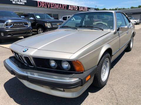 1987 BMW 6 Series for sale at DriveSmart Auto Sales in West Chester OH
