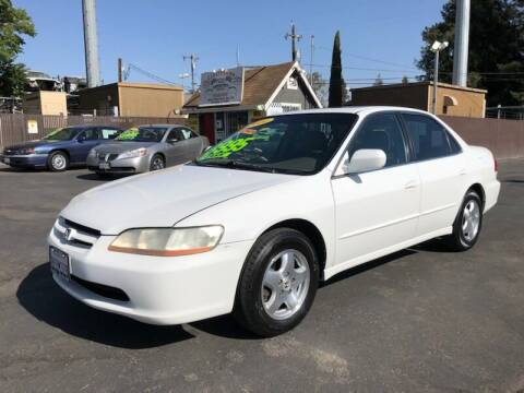 2000 Honda Accord for sale at C J Auto Sales in Riverbank CA