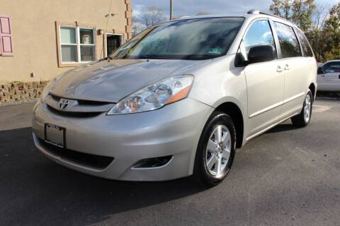 2008 Toyota Sienna for sale at Euro 1 Wholesale in Fords NJ