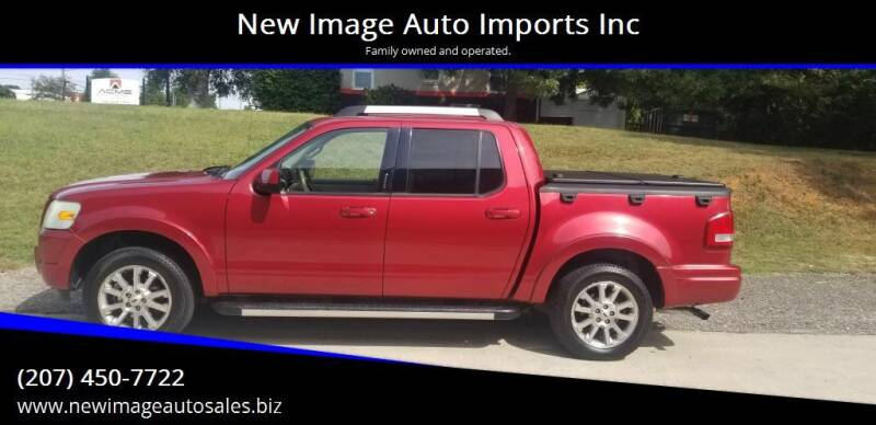 2007 Ford Explorer Sport Trac for sale at New Image Auto Imports Inc in Mooresville NC