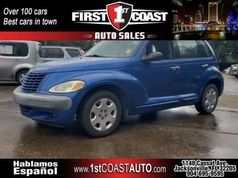 2003 Chrysler PT Cruiser for sale at 1st Coast Auto -Cassat Avenue in Jacksonville FL