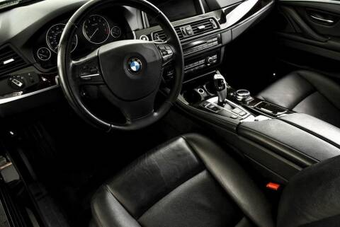 2014 BMW 5 Series for sale at CU Carfinders in Norcross GA