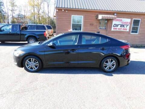 2017 Hyundai Elantra for sale at Super Cars Direct in Kernersville NC