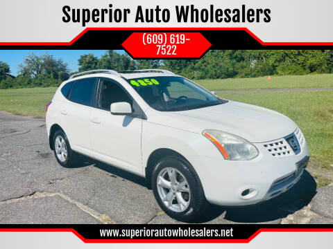 2008 Nissan Rogue for sale at Superior Auto Wholesalers in Burlington NJ