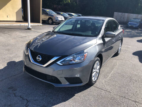 2019 Nissan Sentra for sale at Beach Cars in Fort Walton Beach FL