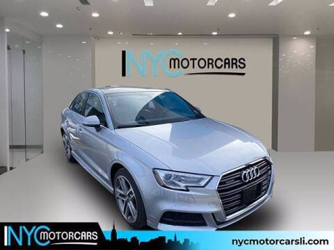 2017 Audi A3 for sale at NYC Motorcars in Freeport NY