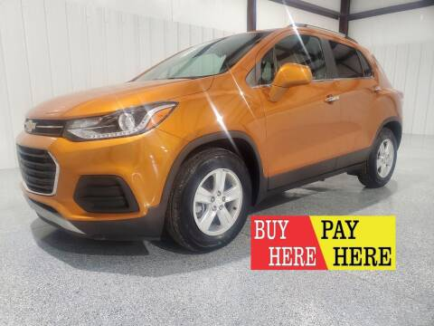 2017 Chevrolet Trax for sale at Hatcher's Auto Sales, LLC - Buy Here Pay Here in Campbellsville KY