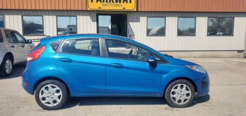 2013 Ford Fiesta for sale at Parkway Motors in Springfield IL