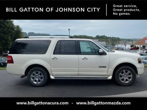 2007 Ford Expedition EL for sale at Bill Gatton Used Cars - BILL GATTON ACURA MAZDA in Johnson City TN