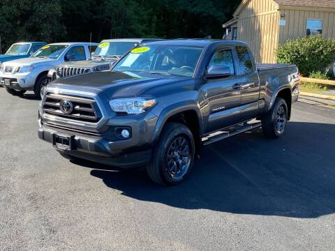 2020 Toyota Tacoma for sale at Bluebird Auto in South Glens Falls NY