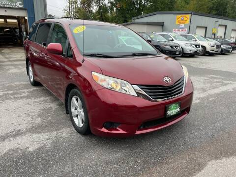 2011 Toyota Sienna for sale at Vermont Auto Service in South Burlington VT