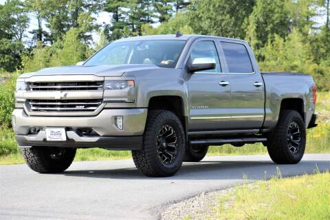 2017 Chevrolet Silverado 1500 for sale at Miers Motorsports in Hampstead NH