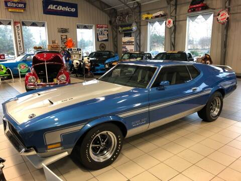 1971 Ford Mustang for sale at Online Auto Connection in West Seneca NY