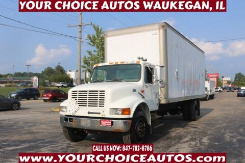 2000 International 4700 for sale at Your Choice Autos - Waukegan in Waukegan IL