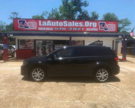 2014 Dodge Journey for sale at LA Auto Sales in Monroe LA