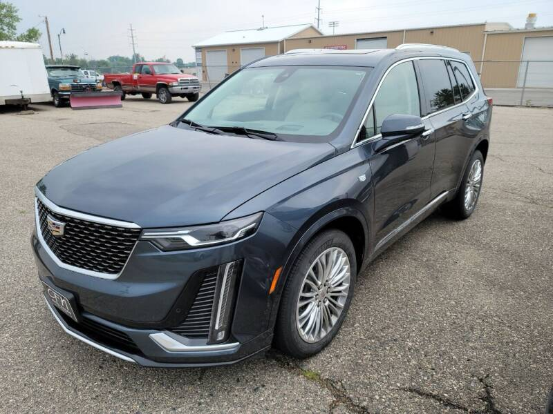 2020 Cadillac XT6 for sale at CFN Auto Sales in West Fargo ND