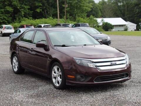 2012 Ford Fusion for sale at Street Track n Trail - Vehicles in Conneaut Lake PA