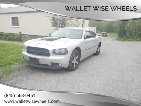 2010 Dodge Charger for sale at Wallet Wise Wheels in Montgomery NY