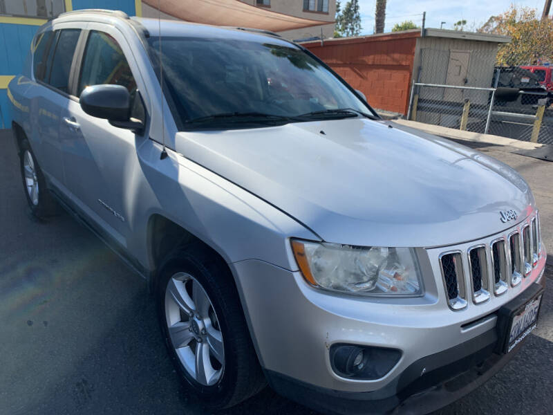 2011 Jeep Compass for sale at CARZ in San Diego CA