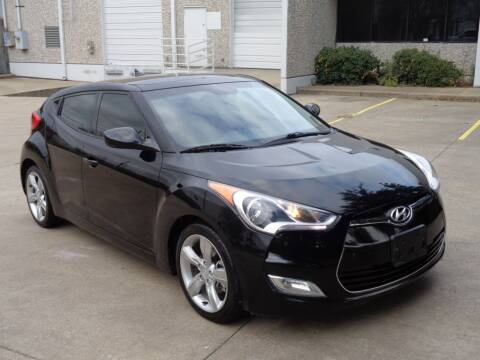 2014 Hyundai Veloster for sale at Auto Starlight in Dallas TX