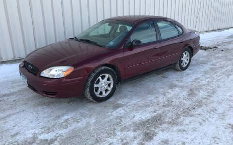 2007 Ford Taurus for sale at MANN MOTORS in Albert Lea MN