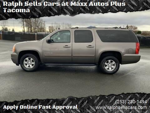 2011 GMC Yukon XL for sale at Ralph Sells Cars at Maxx Autos Plus Tacoma in Tacoma WA