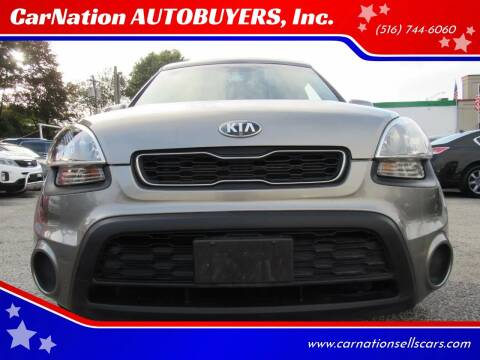 2013 Kia Soul for sale at CarNation AUTOBUYERS, Inc. in Rockville Centre NY