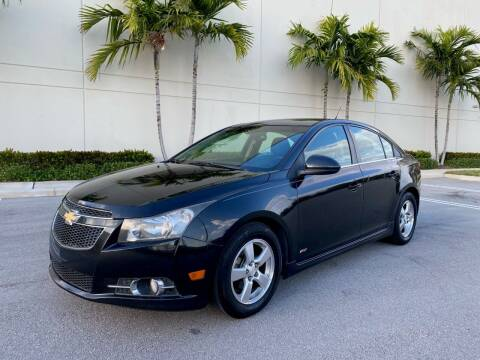 2011 Chevrolet Cruze for sale at Keen Auto Mall in Pompano Beach FL