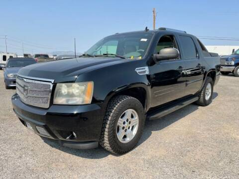 2007 Chevrolet Avalanche for sale at REVEURO in Las Vegas NV