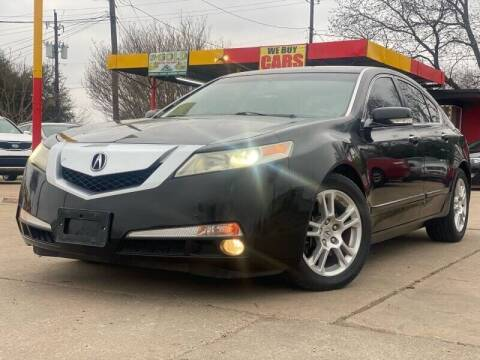 2009 Acura TL for sale at Texas Select Autos LLC in Mckinney TX