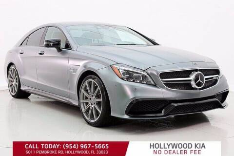 2018 Mercedes-Benz CLS for sale at JumboAutoGroup.com in Hollywood FL