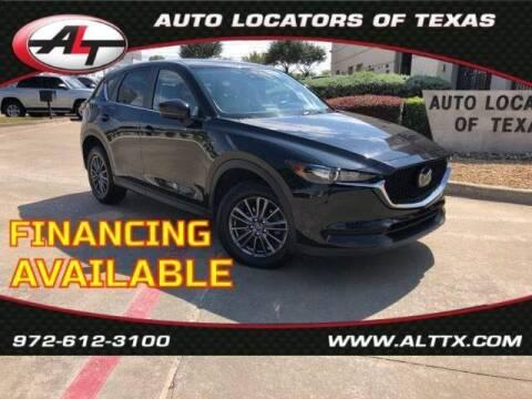 2019 Mazda CX-5 for sale at AUTO LOCATORS OF TEXAS in Plano TX