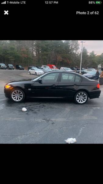 2011 BMW 3 Series for sale at Worldwide Auto Sales in Fall River MA