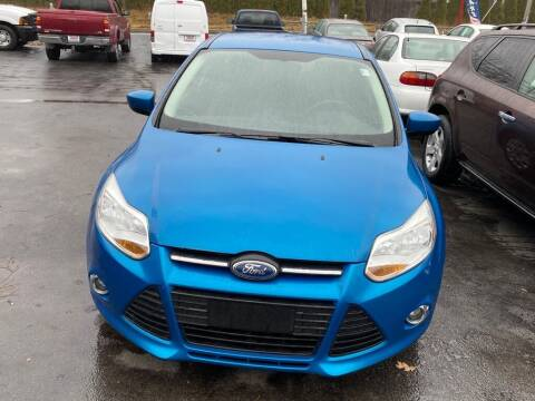 2012 Ford Focus for sale at Johnson Car Company llc in Crown Point IN
