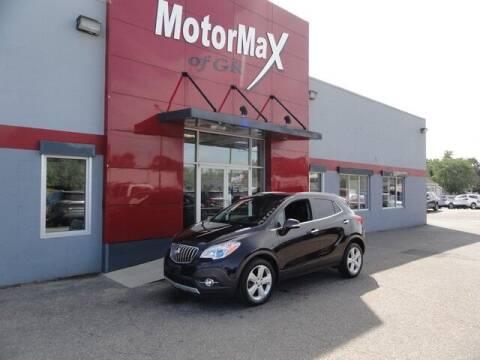 2015 Buick Encore for sale at MotorMax of GR in Grandville MI