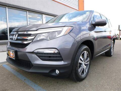 2017 Honda Pilot for sale at Torgerson Auto Center in Bismarck ND