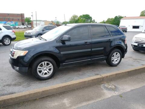 2008 Ford Edge for sale at Big Boys Auto Sales in Russellville KY