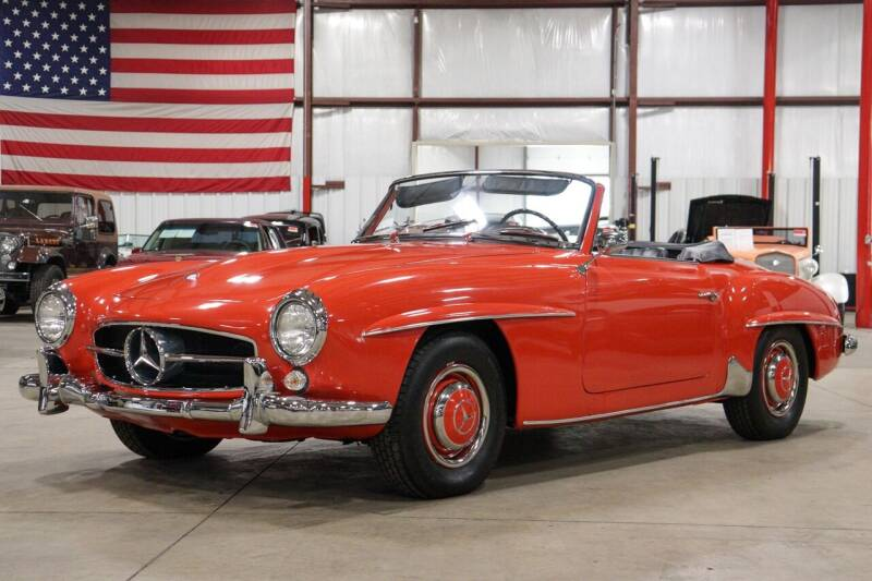 1961 Mercedes-Benz 190-Class for sale in Grand Rapids, MI