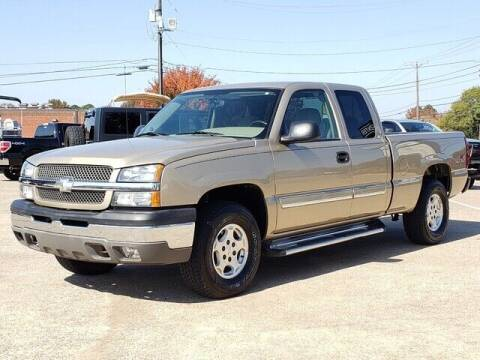 2004 Chevrolet Silverado 1500 for sale at Tyler Car  & Truck Center in Tyler TX
