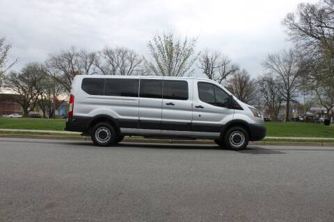 2016 Ford Transit Passenger for sale at Lexington Auto Club in Clifton NJ
