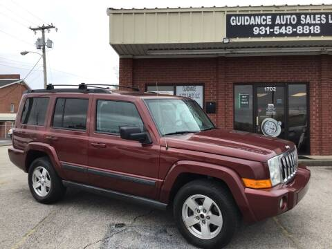 2007 Jeep Commander for sale at Guidance Auto Sales LLC in Columbia TN