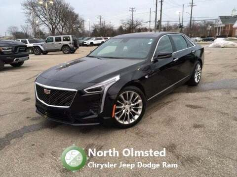 2019 Cadillac CT6 for sale at North Olmsted Chrysler Jeep Dodge Ram in North Olmsted OH