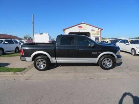 2015 RAM Ram Pickup 1500 for sale at Jefferson St Motors in Waterloo IA