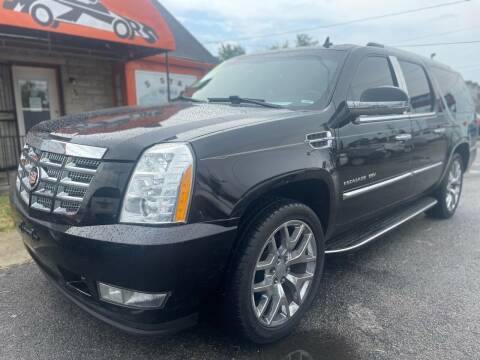 2010 Cadillac Escalade ESV for sale at 5 STAR MOTORS 1 & 2 in Louisville KY