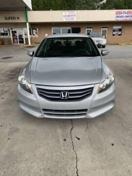 2011 Honda Accord for sale at Dalia Motors LLC in Winder GA