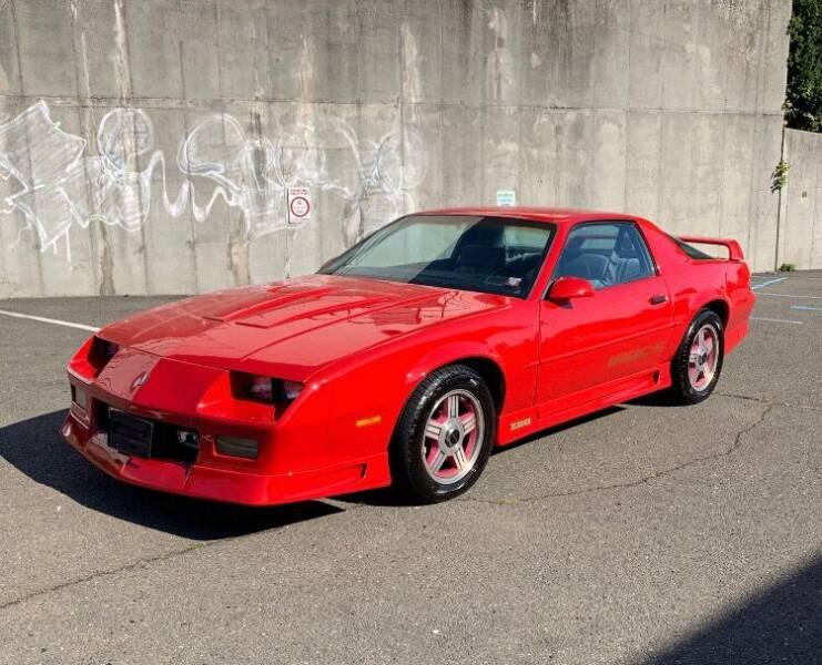 1991 Chevrolet Camaro for sale at CAR SPOT INC in Philadelphia PA