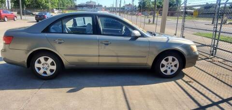 2007 Hyundai Sonata for sale at Tims Auto Sales in Rocky Mount NC