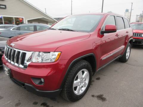 2013 Jeep Grand Cherokee for sale at Dam Auto Sales in Sioux City IA