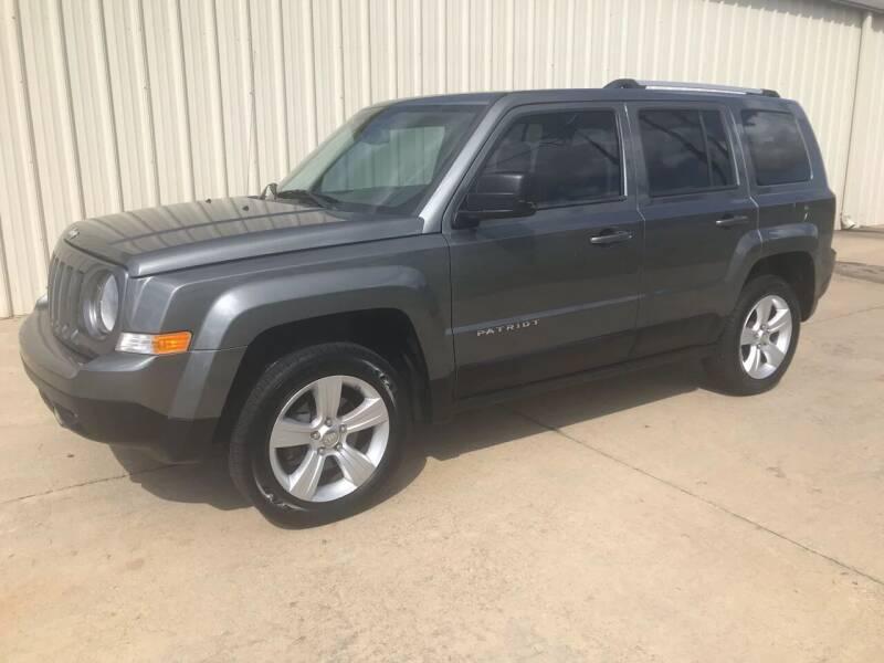2012 Jeep Patriot for sale at Freeman Motor Company in Lawrenceville VA